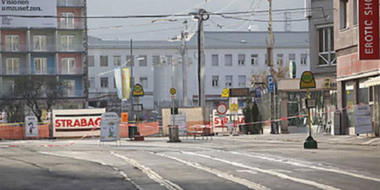 Fliegerbombe am Bahnhof gesprengt