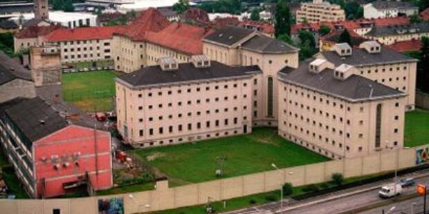 Neuerlicher Gewaltakt in Graz-Karlau