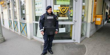 Verdächtiger in Wien festgenommen