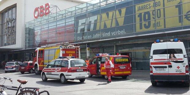 Graz Fliegerbombe Legte Bahn Lahm