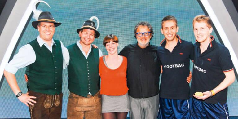 ,Große Chance': Die letzten Jury-Favoriten