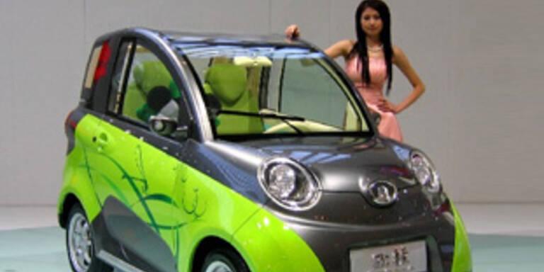 Mini-Elektroauto aus China