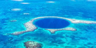 Dieses Loch birgt ein 10.000 Jahre altes Geheimnis