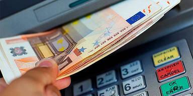 Griechenland Bankomat