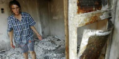 Mit Solidaritätsfonds gegen die Brandschäden