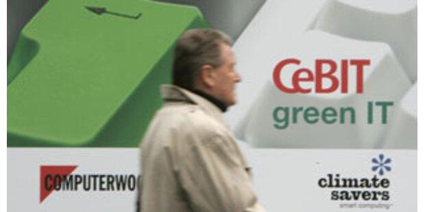 CeBit will Signal für Klimaschutz setzen