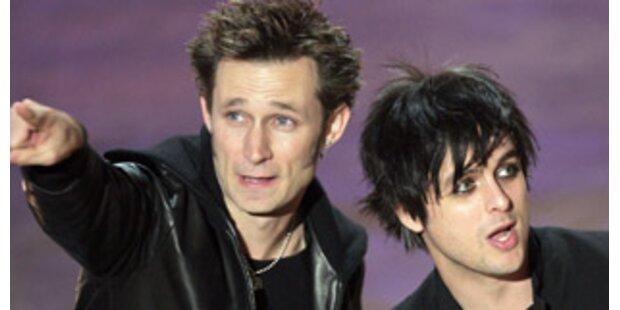 Green Day mit Problemen bei neuem Album