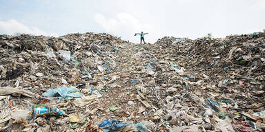 Mülldeponie Malaysia