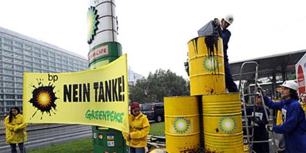 Jeder Zweite boykottiert BP-Tankstellen