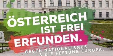Wirbel um Grünen-Posting: 'Österreich ist frei erfunden'