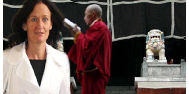 Grüne wollen exil-tibetische Delegation empfangen