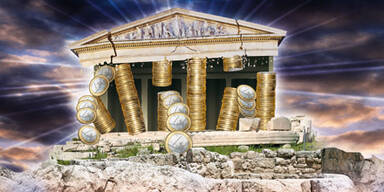 Athen droht im Juli Pleite