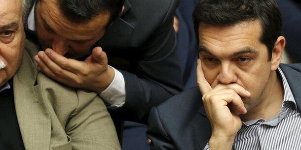 Griechen Pleite