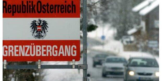 FPÖ und BZÖ - Schließung der Ostgrenzen