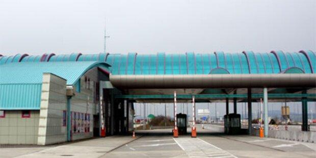 Slowenischer Grenzer verprügelte Wiener