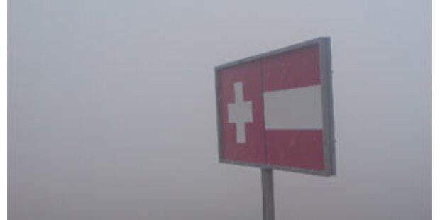 Keine Passkontrolle mehr bei Schweiz-Einreise