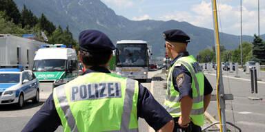 Polizei schnappt jungen Schlepper