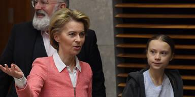 Greta: 'EU-Klimagesetz ist eine Kapitulation'