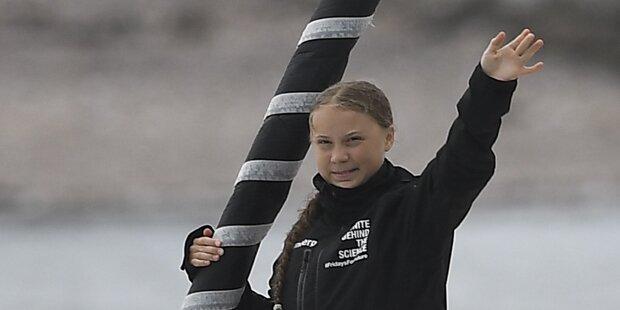 Gretas Segeltörn: Flugticket wäre klimaschonender