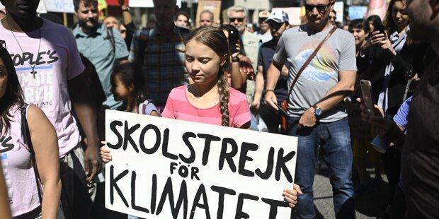 Greta: 'Wir sind Welle der Veränderung