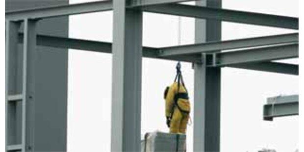 Ermittlungen nach schwerem Baustellen-Unfall