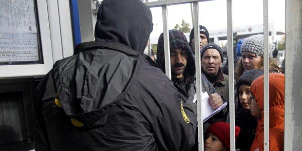 Athen droht EU mit Asyl-Flut