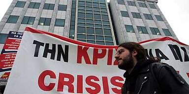 griechenland-streik