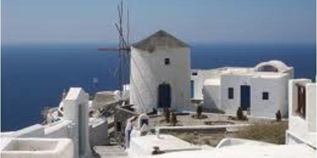 Urlaubsziel Griechenland
