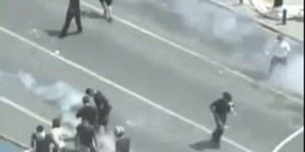 Jetzt brennt Athen - Aufstände eskalieren