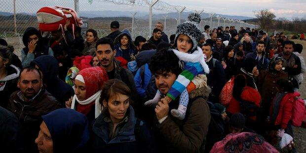 Griechenland: 200.000 Asylwerber bis Sommer