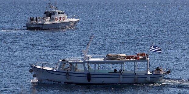 Fährstreiks in Griechenland verlängert