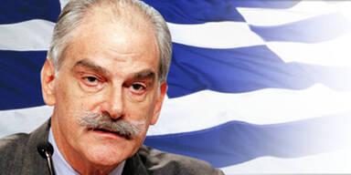 Strauss-Kahn-Vize setzt Griechen Messer an