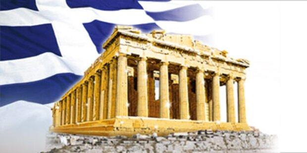 So prassen die Griechen mit unserem Geld