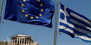 Griechenland Euro Akropolis