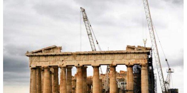 Griechenland steht vorm Staatsbankrott