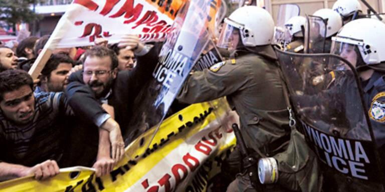 Griechenland: Jetzt beginnt die Revolte