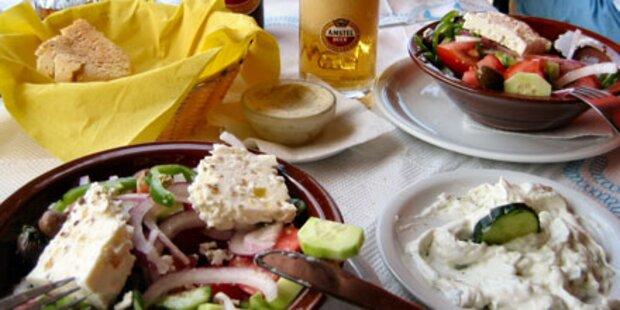 Lecker! So schmeckt Griechenland