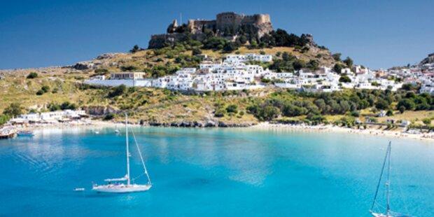 Zu Pfingsten in Griechenland relaxen