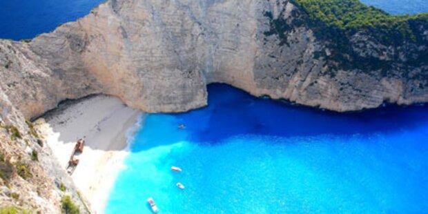 Das reinste Wasser im Mittelmeer