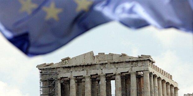 Griechenland: Österreich zahlt 190 Mio.