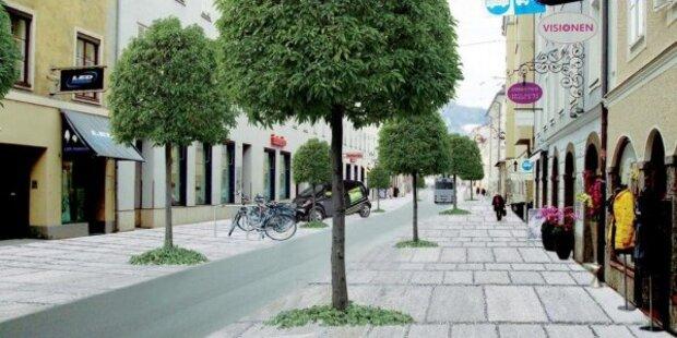 Griesgasse wird zu Fußgängerzone