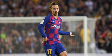 Barca will Griezmann wieder loswerden