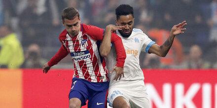Griezmann schießt Atletico zu Euro-League-Triumph