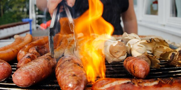 Grillparty endete im Spital