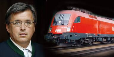 Grillitsch, Bauernbund gegen ÖBB