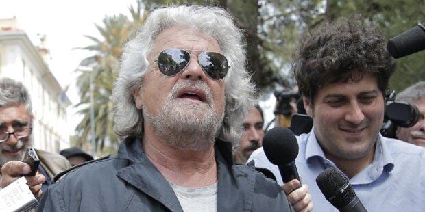 Farage und Grillo bilden gemeinsame Fraktion