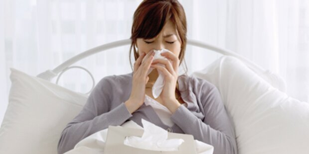 Grippe: Jetzt geht Welle richtig los