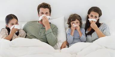 Grippewelle ist noch nicht vorbei