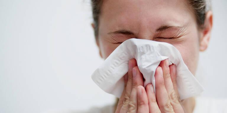 Jetzt bloß nicht krank werden!