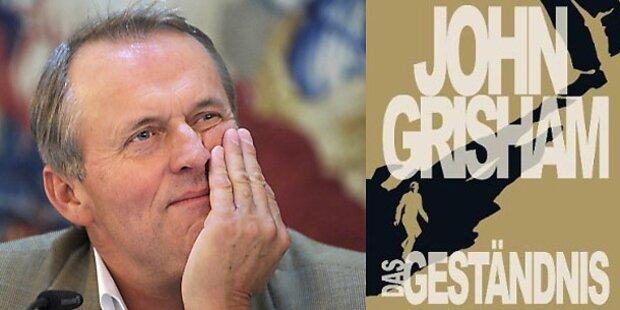 Neuer Grisham: Plädoyer gegen Todesstrafe